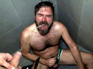 Gay Toiletten Sklave